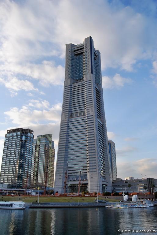 Landmark Tower - The Tallest Building in Japan