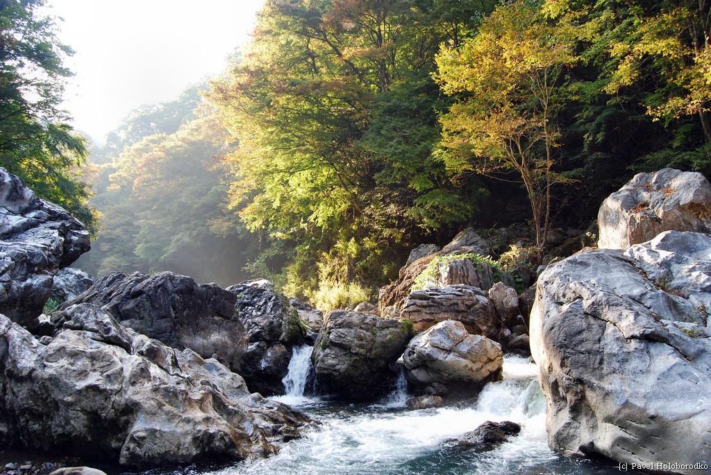 Tamagawa Rapids